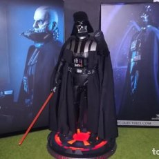 Figuras y Muñecos Star Wars: DARTH VADER DELUXE - FIGURA 1/6 SIDESHOW. Lote 142326574