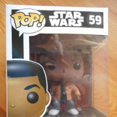 Figuras y Muñecos Star Wars: FUNKO POP - STAR WARS - Nº 59 - FINN (FA). Lote 142521842