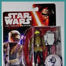 Figuras y Muñecos Star Wars: STAR WARS # RESISTANCE TROOPER # THE FORCE AWAKENS - NUEVO EN SU BLISTER ORIGINAL DE HASBRO.. Lote 142810526