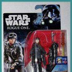 Figuras y Muñecos Star Wars: STAR WARS # SERGEANT JYN ERSO ( EADU ) # ROGUE ONE - NUEVO EN SU BLISTER ORIGINAL DE HASBRO.. Lote 142811202