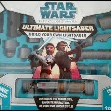 Figuras y Muñecos Star Wars: ESPADA STAR WARS LÁSER HASBRO ESPADA 1996. Lote 142929474