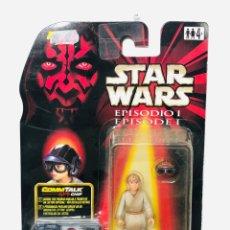 Figuras y Muñecos Star Wars: FIGURA DE STAR WARS ANAKIN SKYWALKER COMMTALK CHIP DE HASBRO NUEVO. Lote 143123586