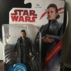 Figuras y Muñecos Star Wars: GENERAL LEIA ORGANA-HASBRO STAR WARS-FORCE LINK-PRECINTADO NUEVO. Lote 143396809