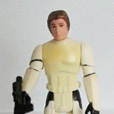 Figuras y Muñecos Star Wars: FIGURA STAR WARS: HAN SOLO CON TRAJE STORMTROOPER CON PISTOLA BLASTER, KENNER 1984 (A-D). Lote 143719730