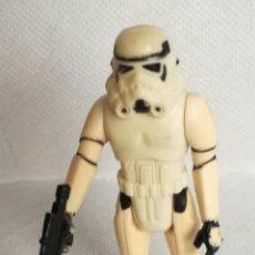 Figuras y Muñecos Star Wars: FIGURA STAR WARS: SOLDADO IMPERIAL DE ASALTO CON PISTOLA BLASTER, STORMTROOPER, KENNER 1977 (A-D). Lote 143720202