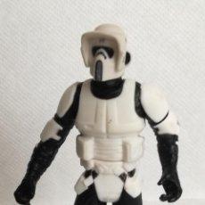 Figuras y Muñecos Star Wars: FIGURA STAR WARS: BIKER SCOUT, ENDOR ¿KENNER 1984? - 10 CM DE ALTURA (A-D). Lote 143721686