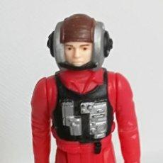 Figuras y Muñecos Star Wars: FIGURA STAR WARS: B-WING PILOT ¿KENNER 1984? - 9 CM DE ALTURA (A-D). Lote 143723142
