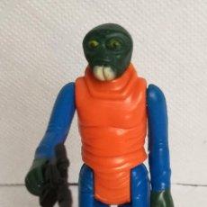 Figuras y Muñecos Star Wars: FIGURA STAR WARS: WALRUS MAN¿KENNER 1978 - 9,5 CM DE ALTURA (A-D). Lote 143725066