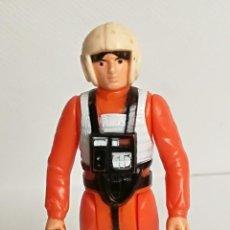 Figuras y Muñecos Star Wars: FIGURA STAR WARS: LUKE SKYWALKER PILOTO DE X-WING, CON CASCO Y ARMA ¿KENNER 1978? - 10 CM (A-D). Lote 143725966