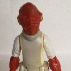 Figuras y Muñecos Star Wars: FIGURA STAR WARS: ALMIRANTE ACKBAR, KENNER 1982 - 10 CM DE ALTURA (A-D). Lote 143728338