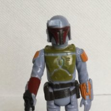 Figuras y Muñecos Star Wars: FIGURA STAR WARS: BOBA FETT CON PISTOLA BLASTER KENNER 1979 - 9,5 CM DE ALTURA (A-D). Lote 143729046