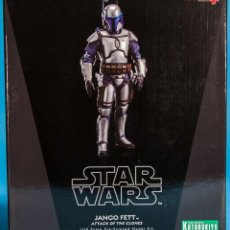 Figuras y Muñecos Star Wars: KOTOBUKIYA STAR WARS ARTFX JANGO FETT 1/10 . Lote 143835414