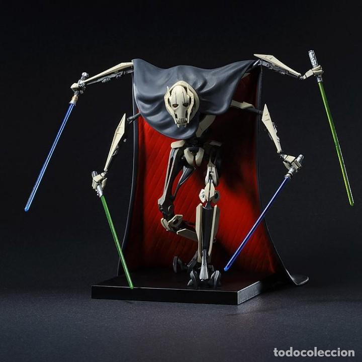 Figuras y Muñecos Star Wars: Kotobukiya Star Wars Artfx GENERAL GRIEVOUS 1/10 - Foto 2 - 143838938