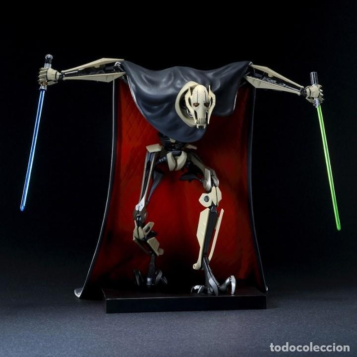 Figuras y Muñecos Star Wars: Kotobukiya Star Wars Artfx GENERAL GRIEVOUS 1/10 - Foto 3 - 143838938