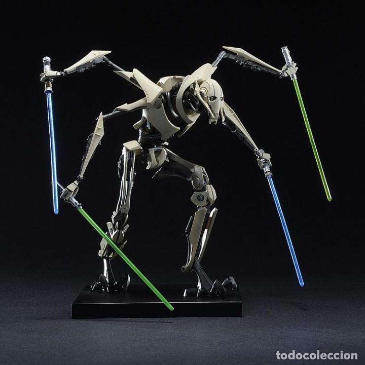 Figuras y Muñecos Star Wars: Kotobukiya Star Wars Artfx GENERAL GRIEVOUS 1/10 - Foto 4 - 143838938