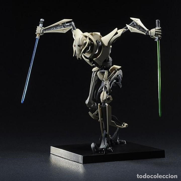 Figuras y Muñecos Star Wars: Kotobukiya Star Wars Artfx GENERAL GRIEVOUS 1/10 - Foto 5 - 143838938