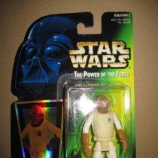 Figuras y Muñecos Star Wars: BLISTER STAR WARS NUEVO SIN USO COLECCION PARTICULAR. Lote 144015178