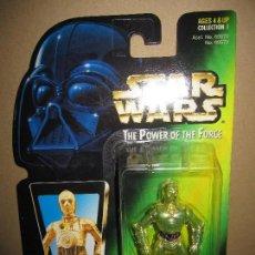 Figuras y Muñecos Star Wars: BLISTER STAR WARS NUEVO SIN USO COLECCION PARTICULAR. Lote 144014698