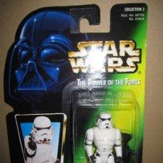 Figuras y Muñecos Star Wars: BLISTER STAR WARS NUEVO SIN USO COLECCION PARTICULAR. Lote 144014754