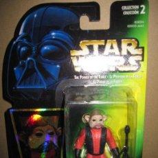 Figuras y Muñecos Star Wars: BLISTER STAR WARS NUEVO SIN USO COLECCION PARTICULAR. Lote 144014898