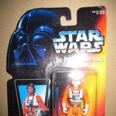 Figuras y Muñecos Star Wars: BLISTER STAR WARS NUEVO SIN USO COLECCION PARTICULAR. Lote 144014962
