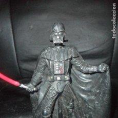 Figuras y Muñecos Star Wars: DARTH VADER - FIGURA DETALLADA PVC STAR WARS - LA GUERRA DE LAS GALAXIAS 2004 LUCASFILM-. Lote 144425042