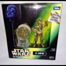 Figuras y Muñecos Star Wars: STAR WARS # C-3PO # THE POWER OF THE FORCE - SPECIAL LIMITED EDITION, NUEVO EN SU CAJA DE KENNER.. Lote 144664086