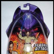 Figuras y Muñecos Star Wars: STAR WARS # OBI-WAN KENOBI # REVENGE OF THE SITH - NUEVO EN SU BLISTER ORIGINAL DE HASBRO... Lote 144665986