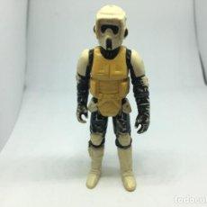 Figuras y Muñecos Star Wars: FIGURA SOLDADO IMPERIAL STORMTROOPER STAR WARS LFL 1983. Lote 144683154