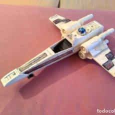 Figuras y Muñecos Star Wars: STARS WARS KENNER VINTAGE X WING FIGHTER 1980 ENTARA Y MIRALO!. Lote 144737806