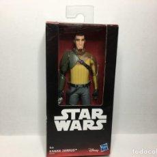 Figuras y Muñecos Star Wars: FIGURA KANNAN JARRUS STAR WARS - NUEVO. Lote 144890362