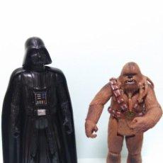 Figuras y Muñecos Star Wars: FIGURAS HASBRO STAR WARS LA GUERRA DE LAS GALAXIAS. Lote 144914402