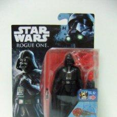 Figuras y Muñecos Star Wars: FIGURA DARTH VADER - STAR WARS ROGUE ONE - DISNEY HASBRO - LA GUERRA DE LAS GALAXIAS MUÑECO. Lote 145231638