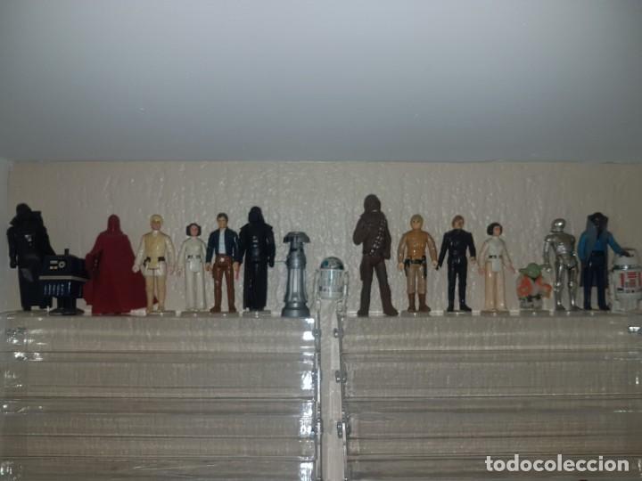 Figuras y Muñecos Star Wars: Logrado Star wars de kenner y lfl - Foto 2 - 145268178