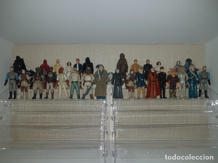 Figuras y Muñecos Star Wars: Logrado Star wars de kenner y lfl - Foto 3 - 145268178