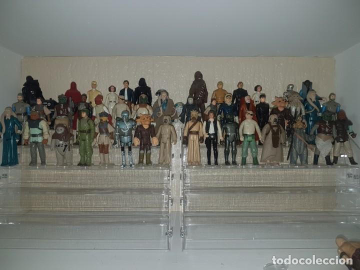 Figuras y Muñecos Star Wars: Logrado Star wars de kenner y lfl - Foto 4 - 145268178