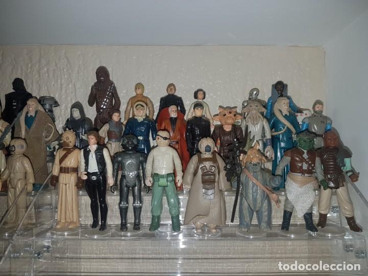 Figuras y Muñecos Star Wars: Logrado Star wars de kenner y lfl - Foto 5 - 145268178