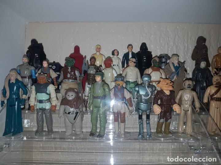 Figuras y Muñecos Star Wars: Logrado Star wars de kenner y lfl - Foto 6 - 145268178