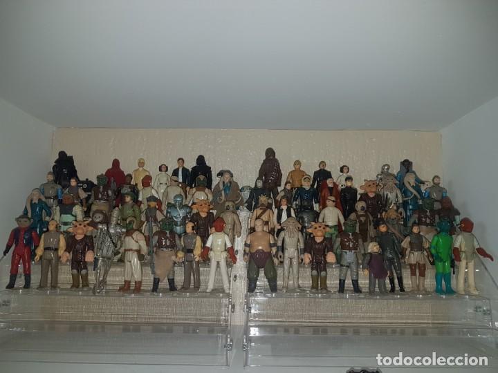 Figuras y Muñecos Star Wars: Logrado Star wars de kenner y lfl - Foto 7 - 145268178