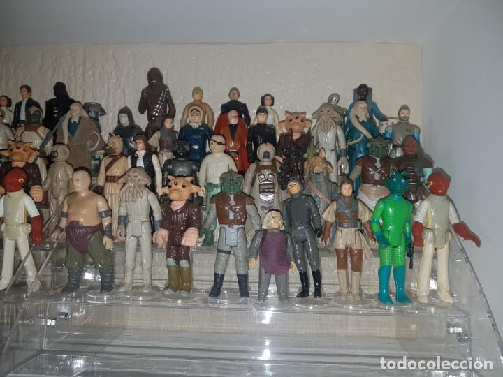 Figuras y Muñecos Star Wars: Logrado Star wars de kenner y lfl - Foto 8 - 145268178