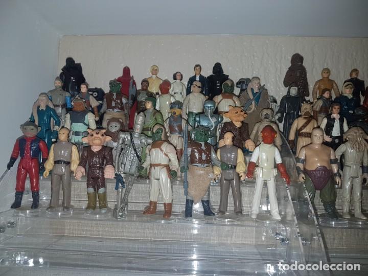 Figuras y Muñecos Star Wars: Logrado Star wars de kenner y lfl - Foto 9 - 145268178