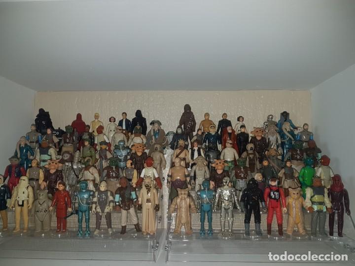 Figuras y Muñecos Star Wars: Logrado Star wars de kenner y lfl - Foto 10 - 145268178