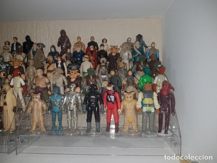 Figuras y Muñecos Star Wars: Logrado Star wars de kenner y lfl - Foto 11 - 145268178