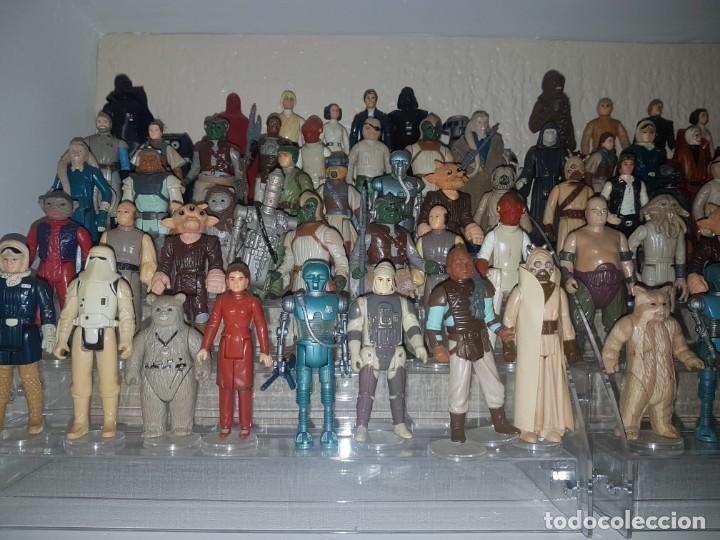 Figuras y Muñecos Star Wars: Logrado Star wars de kenner y lfl - Foto 12 - 145268178