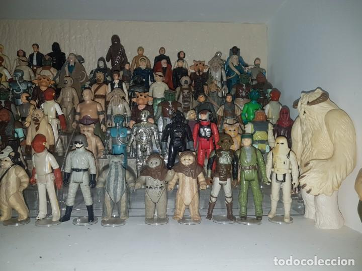 Figuras y Muñecos Star Wars: Logrado Star wars de kenner y lfl - Foto 14 - 145268178