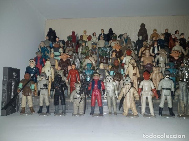 Figuras y Muñecos Star Wars: Logrado Star wars de kenner y lfl - Foto 15 - 145268178