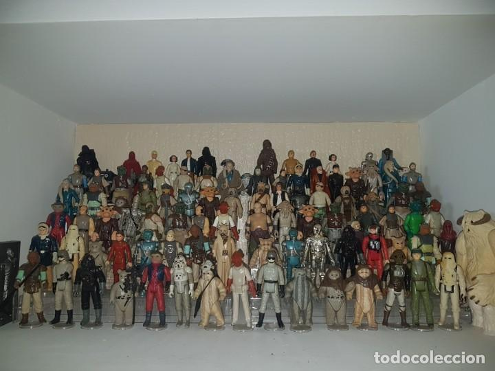 Figuras y Muñecos Star Wars: Logrado Star wars de kenner y lfl - Foto 16 - 145268178