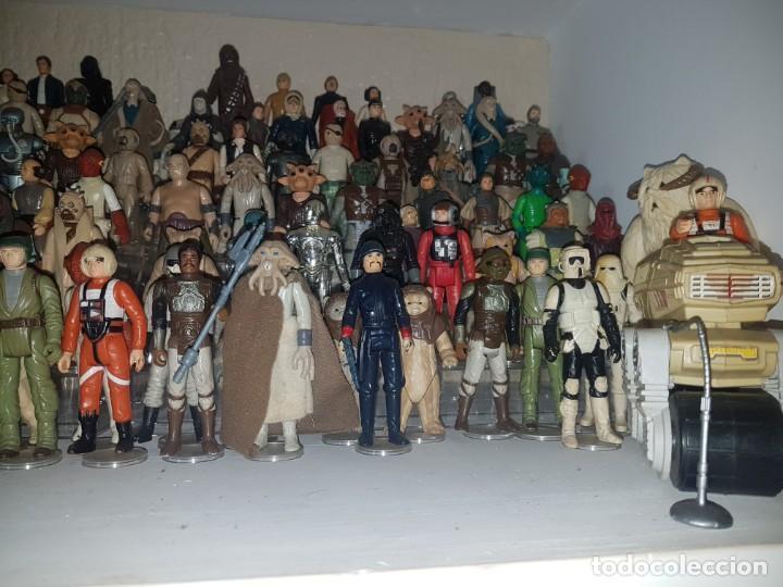 Figuras y Muñecos Star Wars: Logrado Star wars de kenner y lfl - Foto 17 - 145268178