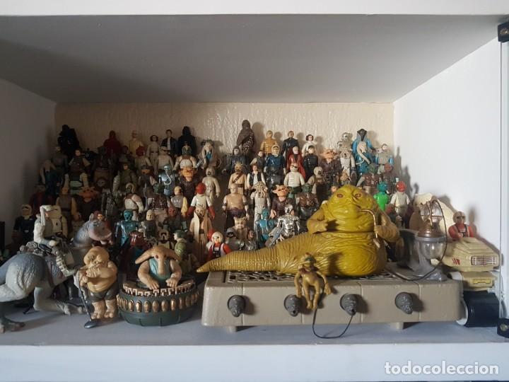 Figuras y Muñecos Star Wars: Logrado Star wars de kenner y lfl - Foto 20 - 145268178