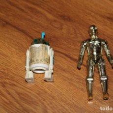 Figuras y Muñecos Star Wars: STAR WARS FIGURA R2-D2 SENSORSCOPE 1977 GMFGI C-3PO REMOVABLE LFL 1982. Lote 126730963